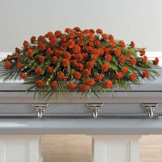 A Life Well Lived Casket