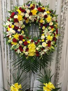 Ring Of Celebration Wreath