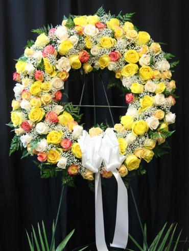 Rays of Sun Wreath