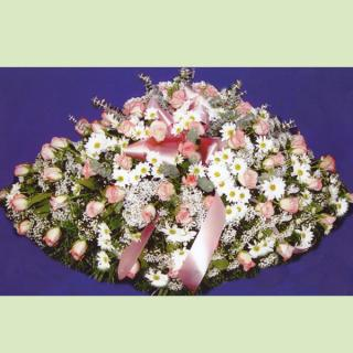 Pink Tenderness Casket
