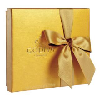 Godiva Large Gold Box 7.2oz