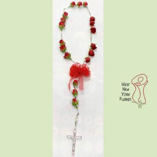 Small Red Rosary