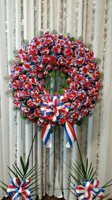 Artificial Memorial Wreath